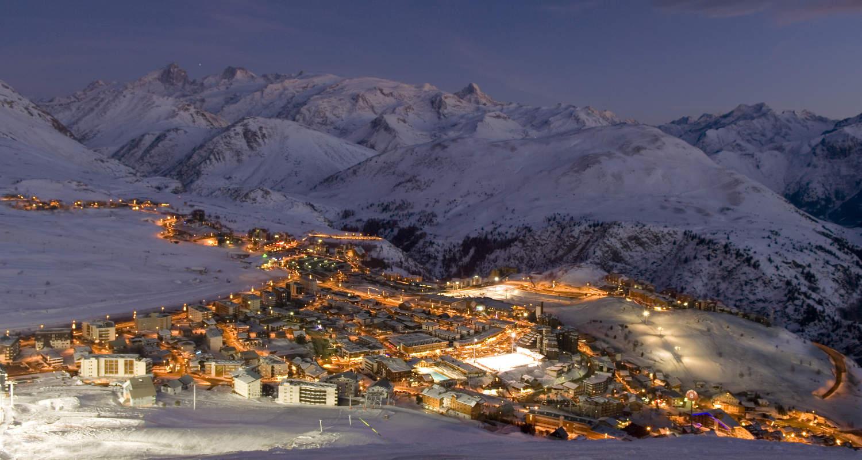 realmomster ski resorts