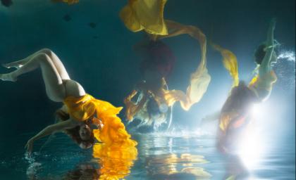 Take a look at Beyoncé's full pregnancy shoot
