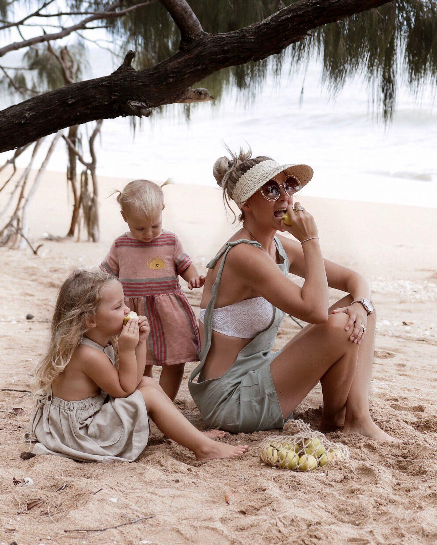 realmomster interview Eleesha the Quinn girls