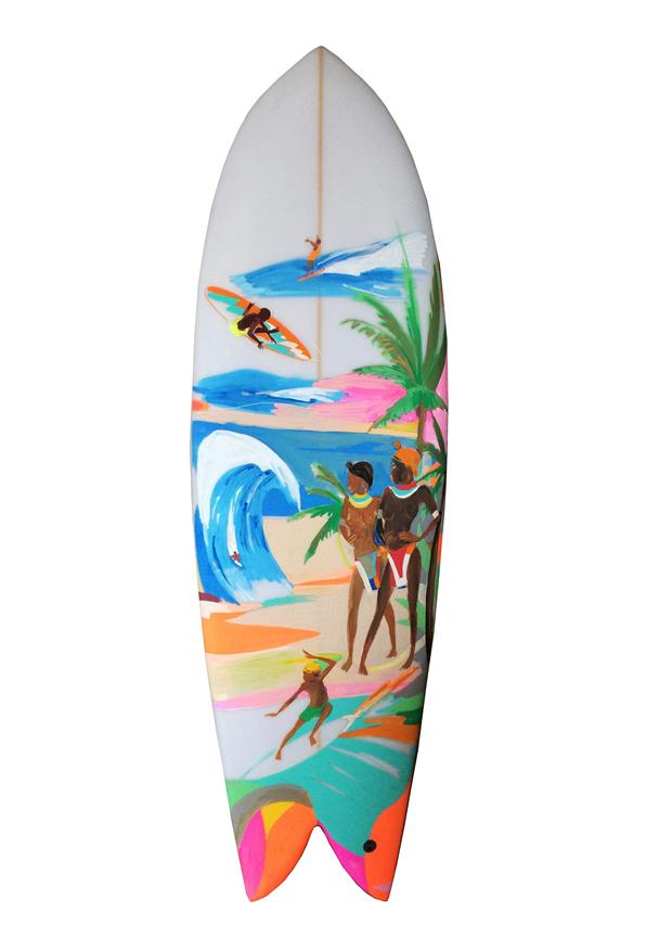 realmomster soeur x g.kero surf line